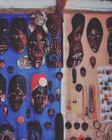 Mascarilla Afro-Ecuadorian Community