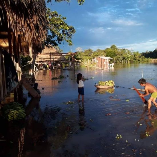 Shiwiar Amazon Community